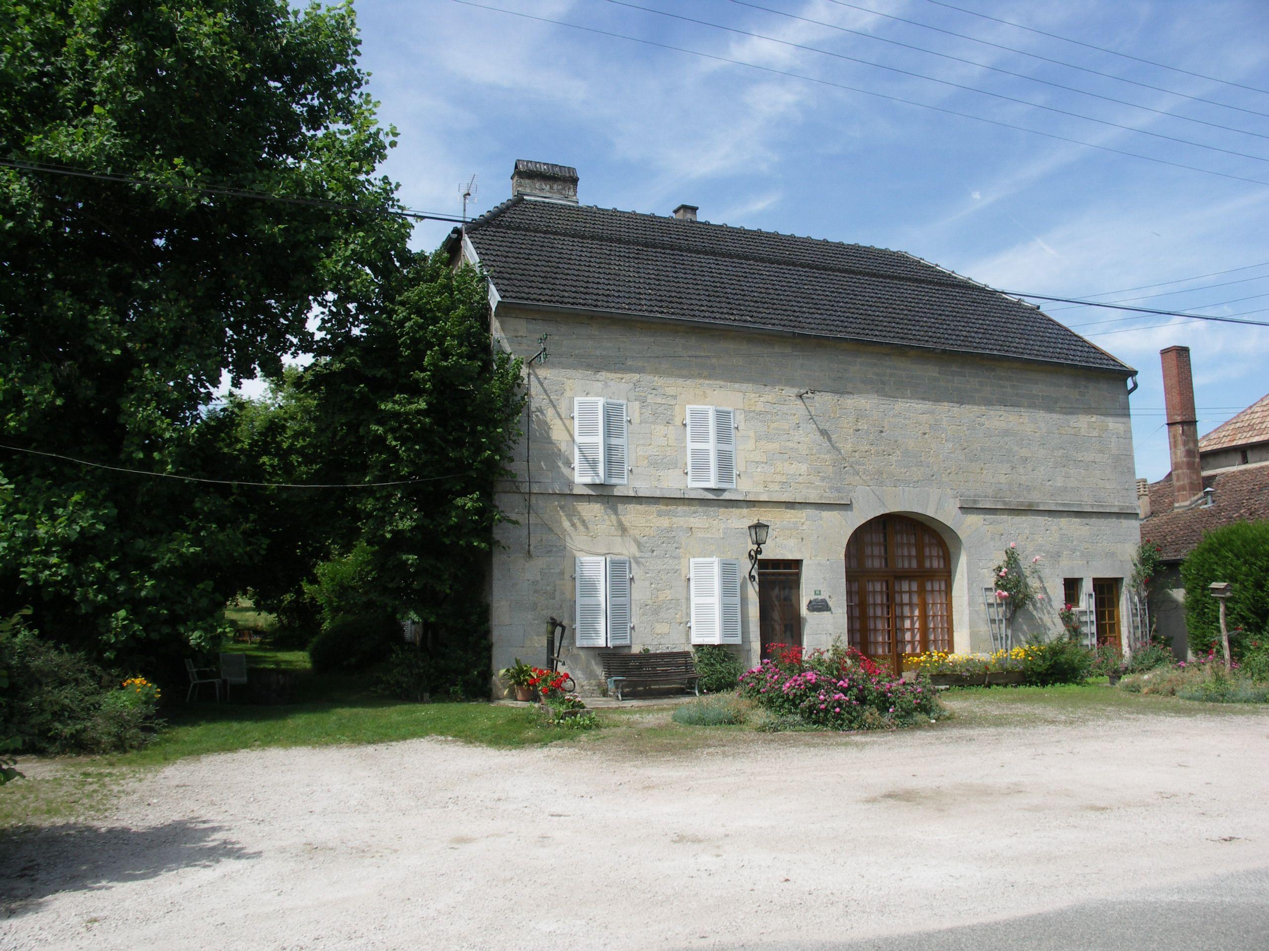 Caue franche comt - La maison de jeanne eurodif ...